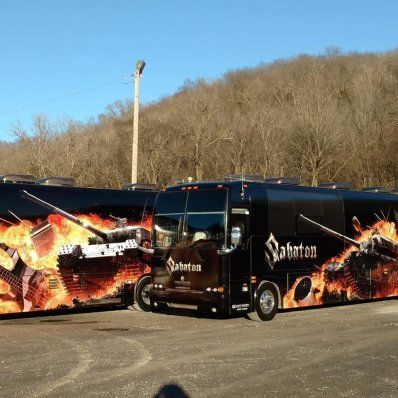 new tourbus US